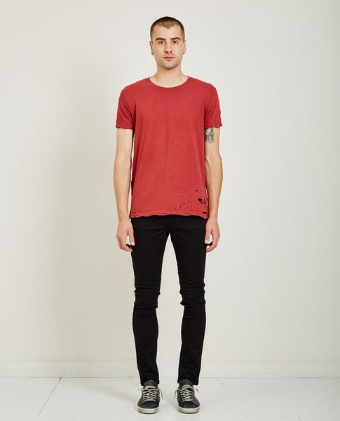 KSUBI SIOUX TEE DEAD RED