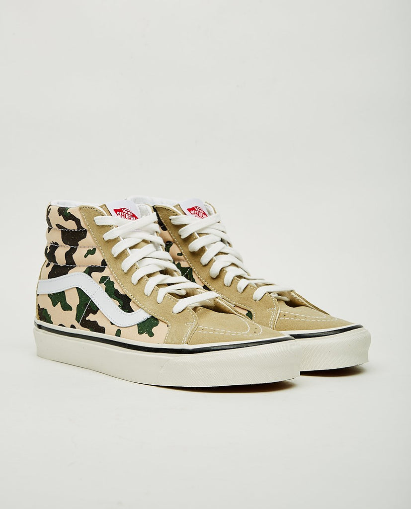 VANS-SK8 HI 38 DX ANAHEIM FACTORY-Men Sneakers + Trainers-{option1]
