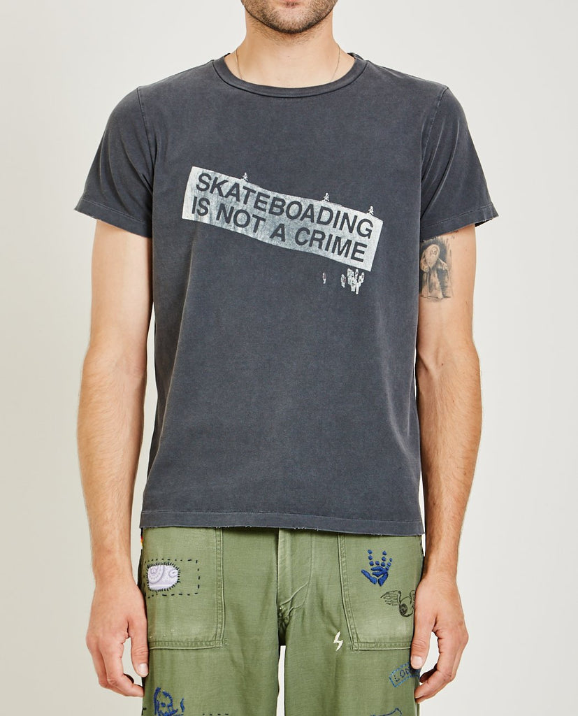 SKATE SPECIAL FINISH TEE-REMI RELIEF-American Rag Cie