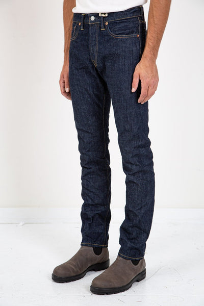 RRL SLIM FIT ONCE WASHED