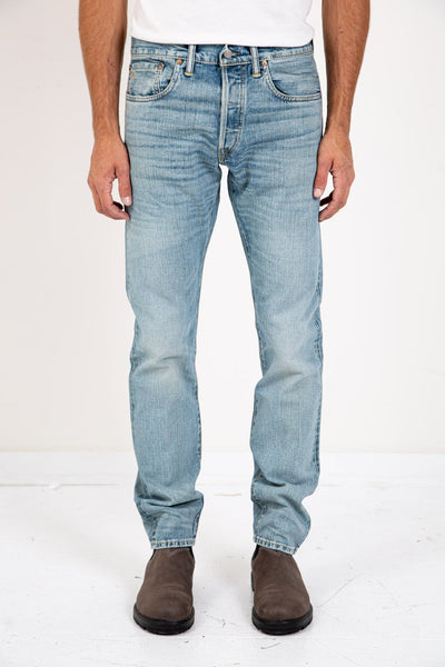 RRL SLIM FIT OTISFIELD WASH