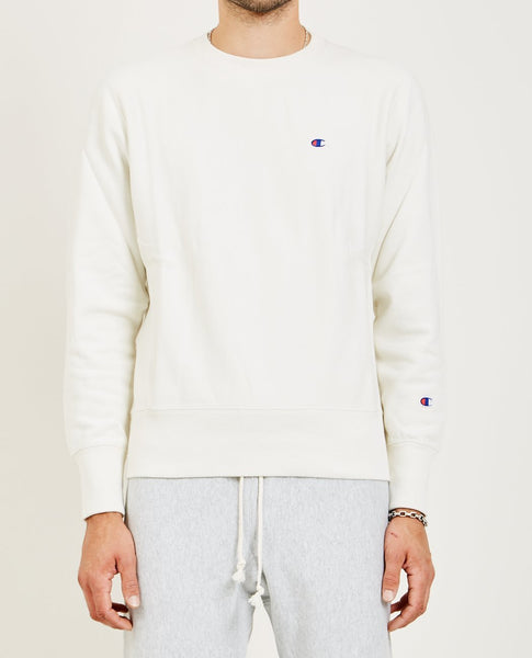 CHAMPION SMALL LOGO CREWNECK SWEATSHIRT