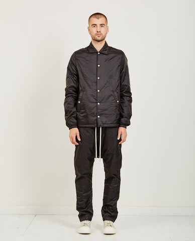NEEDLES RIB COLLAR TRACK JACKET