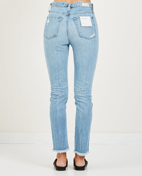 AG JEANS SOPHIA ANKLE 18 YEARS GILDED