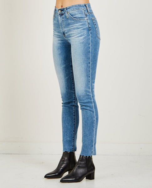 AG JEANS SOPHIA ANKLE JEAN 16 YEARS INDIGO