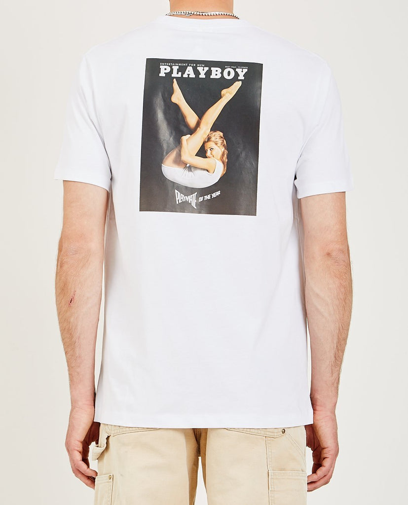 SOULLAND-SOULLAND MEETS PLAYBOY MONTHLY TEE MAY 1964-Men Tees + Tanks-{option1]