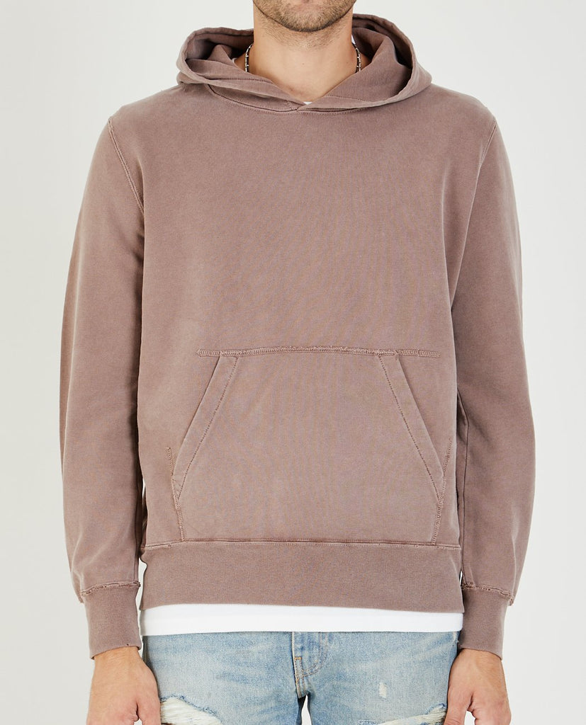 SPECIAL FINISH FLEECE HOODIE-REMI RELIEF-American Rag Cie