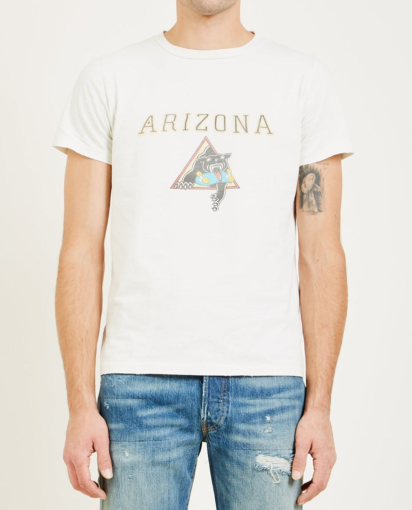 SPECIAL FINISH TEE (ARIZONA)-REMI RELIEF-American Rag Cie