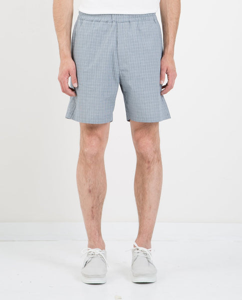 TRES BIEN SPORT SHORT MILL WASHED COTTON