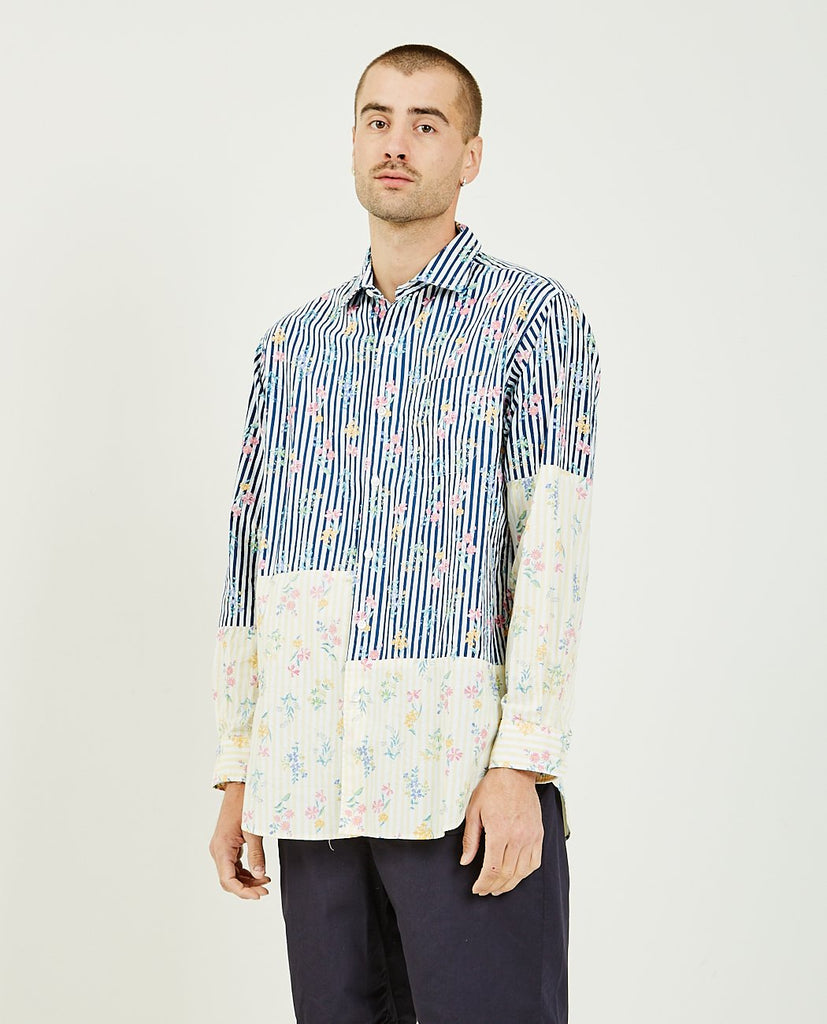 Spread Collar Shirt-ENGINEERED GARMENTS-American Rag Cie