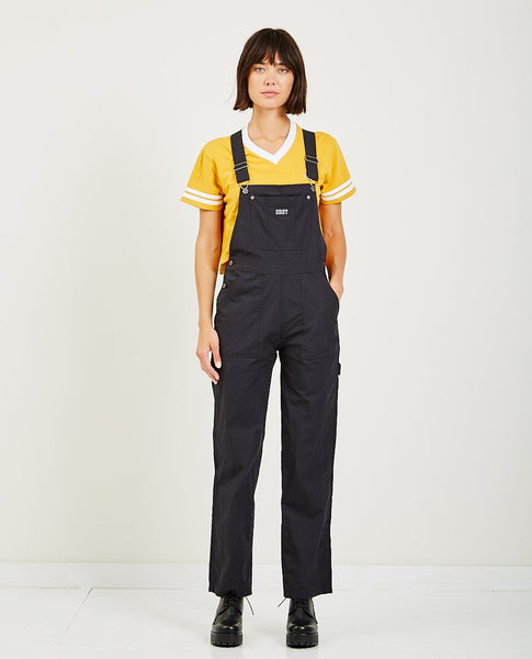 OBEY SQUAD OVERALL BLACK