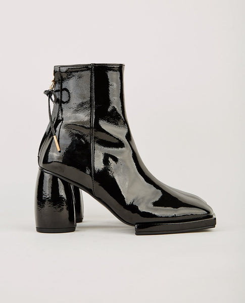 REIKE NEN SQUARE RIBBON HALF BOOT