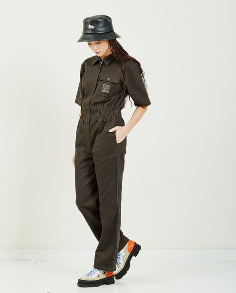 STUSSY SS Work Suit
