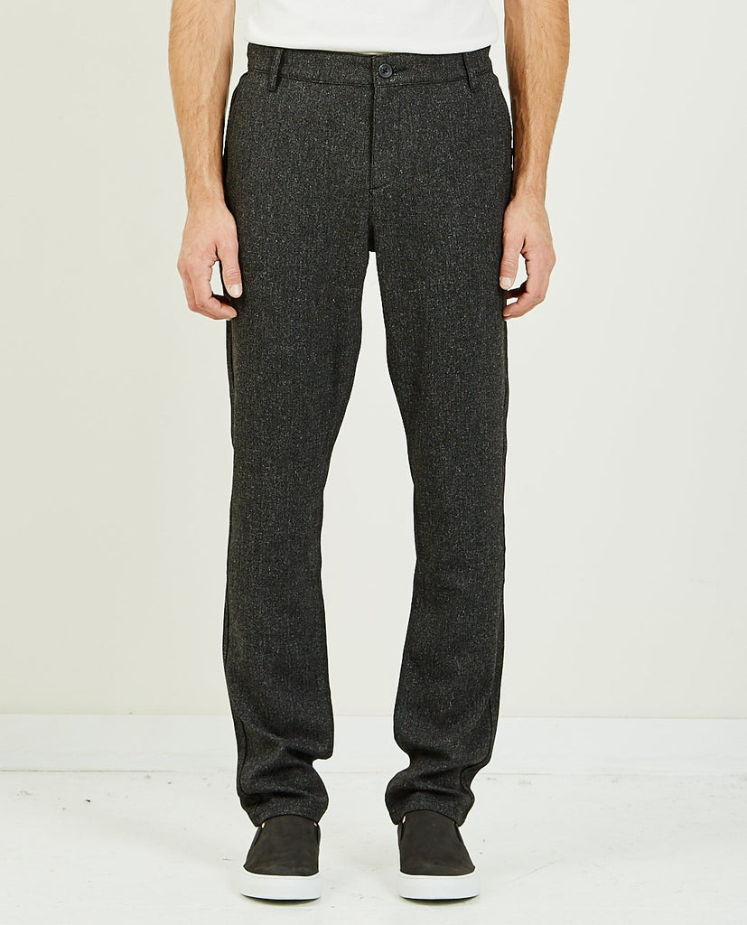 STAFFORD TROUSER BLACK COFFEE-PAIGE-American Rag Cie