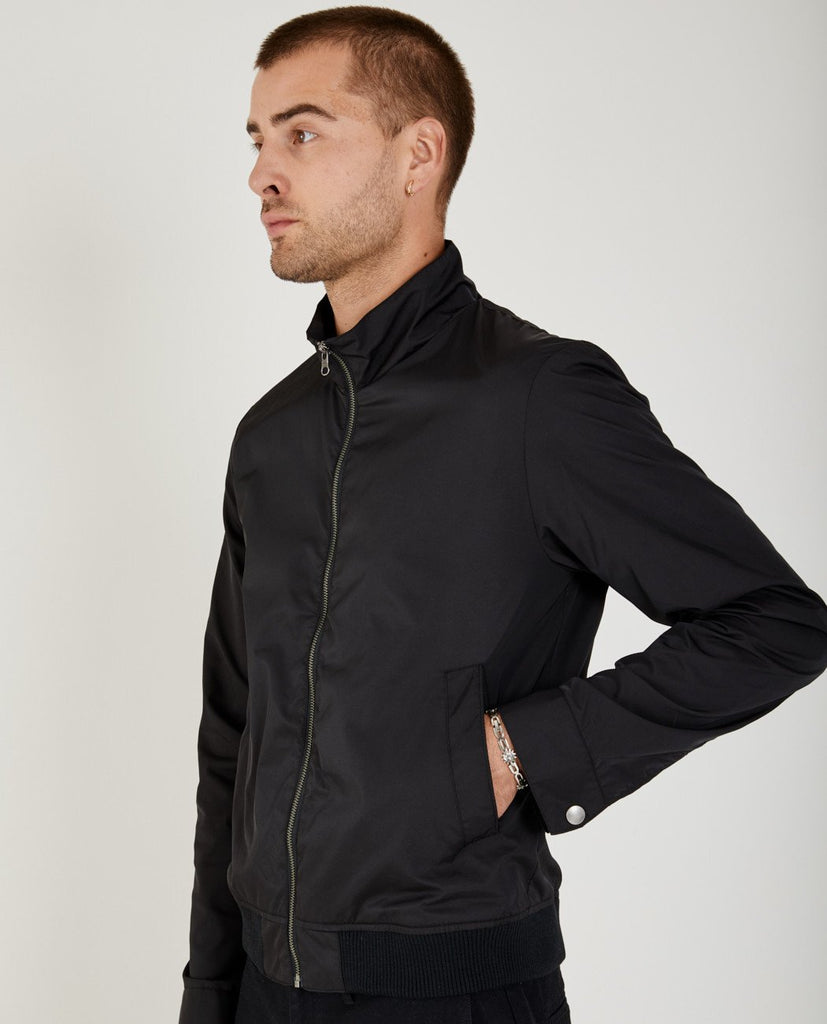 AR321-Stand Collar Jacket-Men Coats + Jackets-{option1]