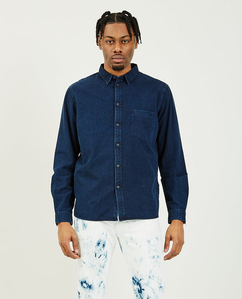LEVI'S: MADE & CRAFTED Standard Shirt Morongo Blues