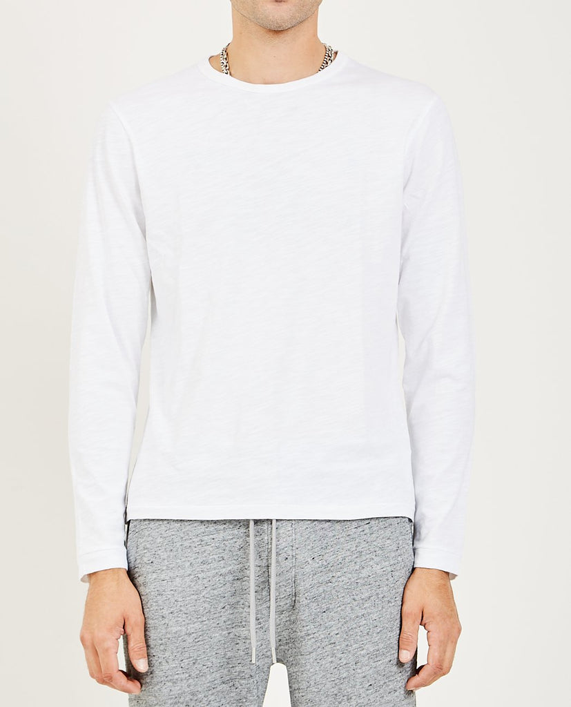 ALEX MILL-STANDARD SLUB LS COTTON TEE-Men Tees + Tanks-{option1]