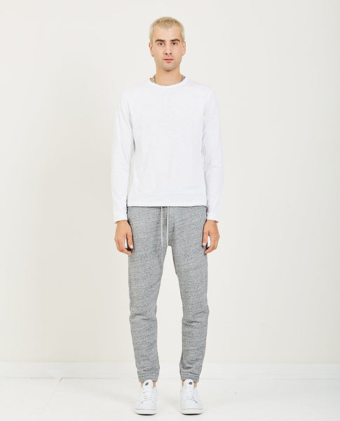 ALEX MILL STANDARD SLUB LS COTTON TEE