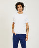 ALEX MILL-Standard Slub Tee White-Men Tees + Tanks-{option1]
