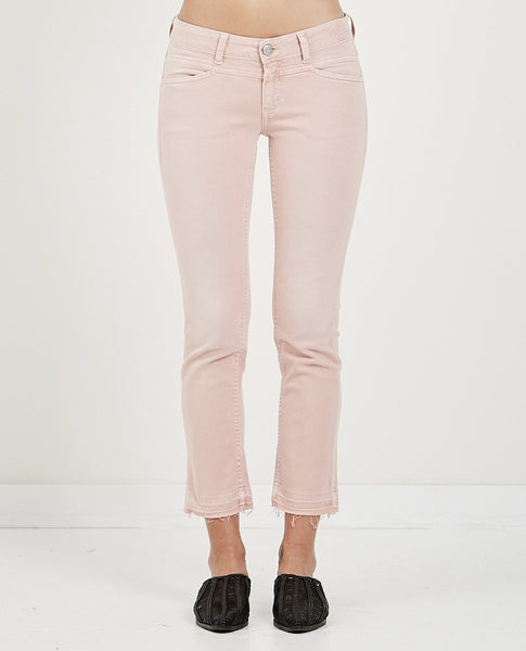 CLOSED STARLET COLORED DENIM SEPIA ROSE