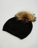 Stella Pom Pom Beanie-NATURES COLLECTION-American Rag Cie