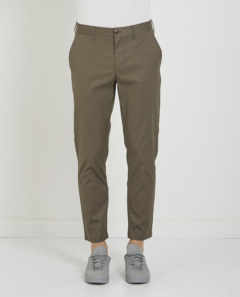 Stretch Basic Chino Pant-AR321-American Rag Cie