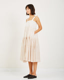 MII-STRIPE DRESS-Dresses-{option1]