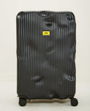 STRIPE LARGE BLACK-CRASH BAGGAGE-American Rag Cie