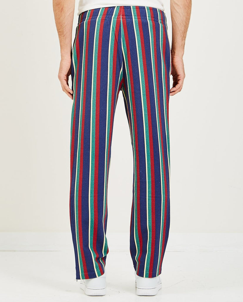 DROLE DE MONSIEUR-STRIPED SWEATPANTS-Men Pants-{option1]