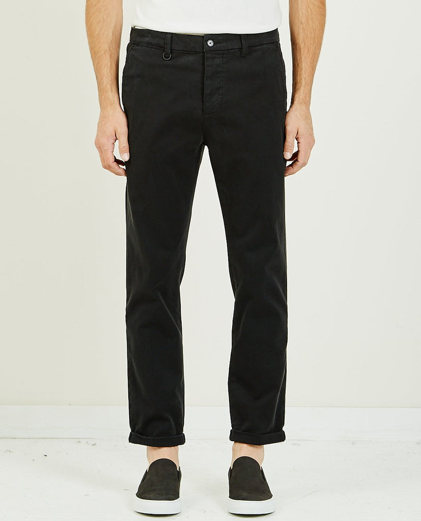 STUDIO PANT WASHED BLACK-NEUW-American Rag Cie
