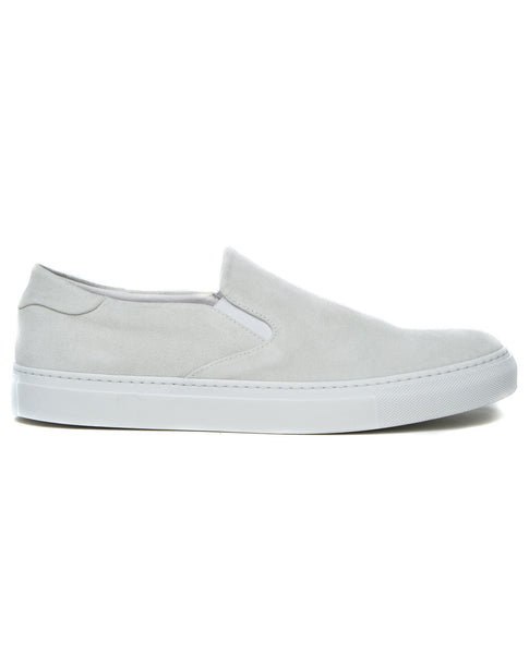 WINGS+HORNS SUEDE SLIP ON