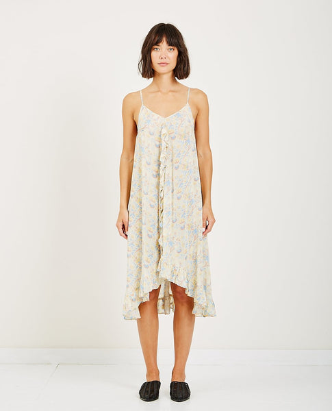 MES DEMOISELLES SULFATE MULTI PRINTED DRESS