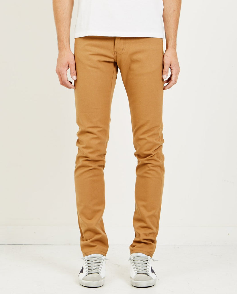 NAKED & FAMOUS Super Guy Duck Canvas Selvedge Jean