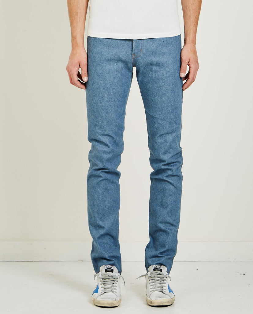 SUPER SKINNY GUY JEAN RECYCLED YARN-NAKED & FAMOUS-American Rag Cie