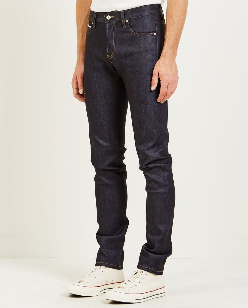 Super Skinny Guy Nightshade Stretch Selvedge-NAKED & FAMOUS-American Rag Cie