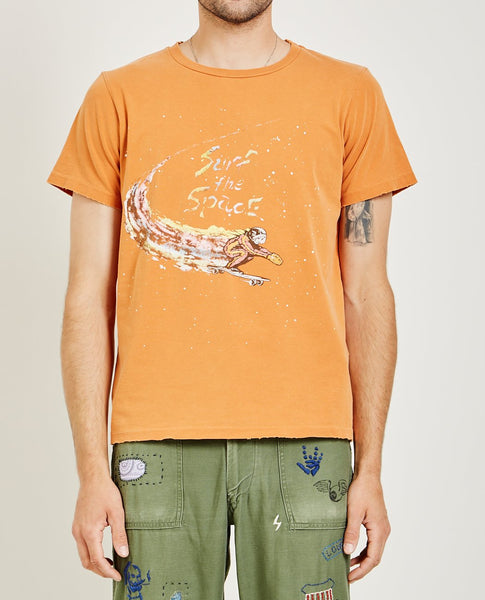 REMI RELIEF SURF SPACE SPECIAL FINISH TEE