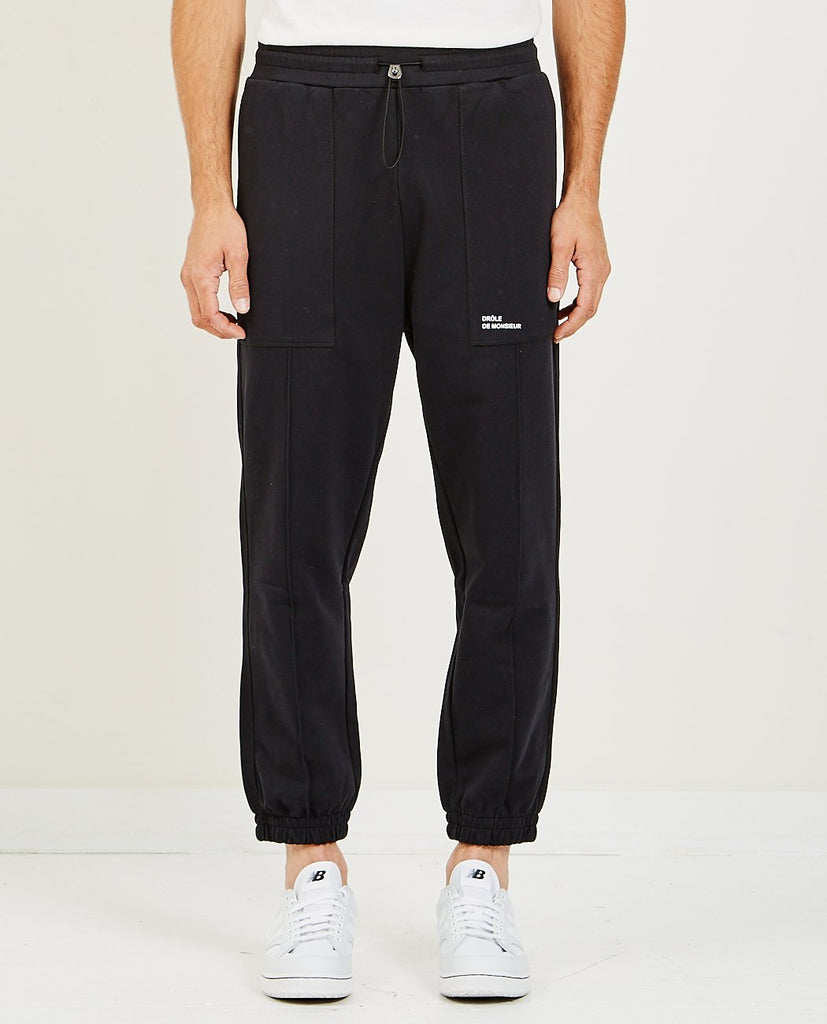 DROLE DE MONSIEUR-SWEATPANTS-Men Pants-{option1]