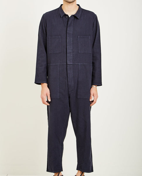 PROSPECTIVE FLOW T-823 COVERALL NAVY