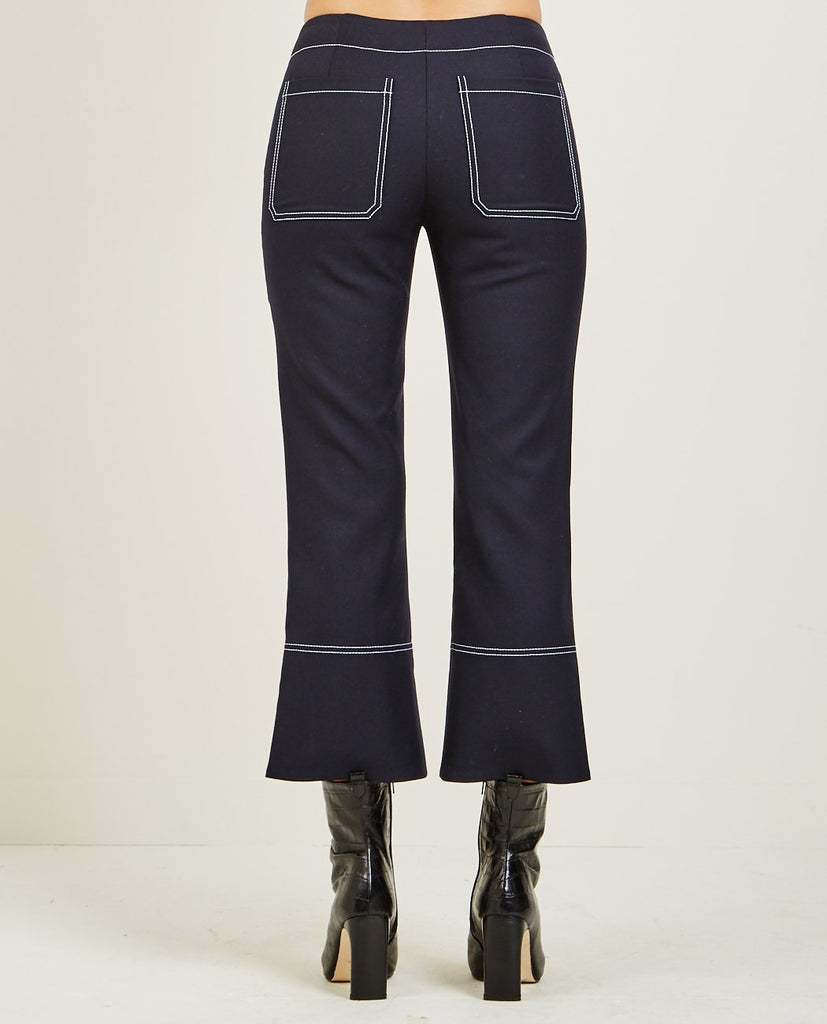 TAILORED CROPPED PANT-KENZO-American Rag Cie