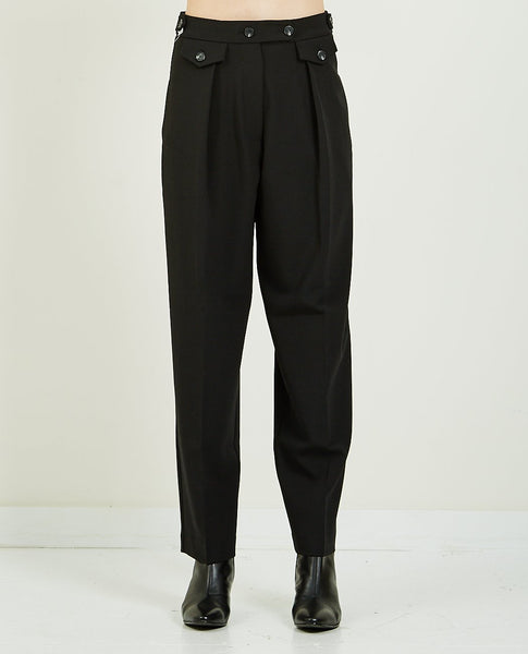 MIJEONG PARK TAILORED PLEAT TROUSERS