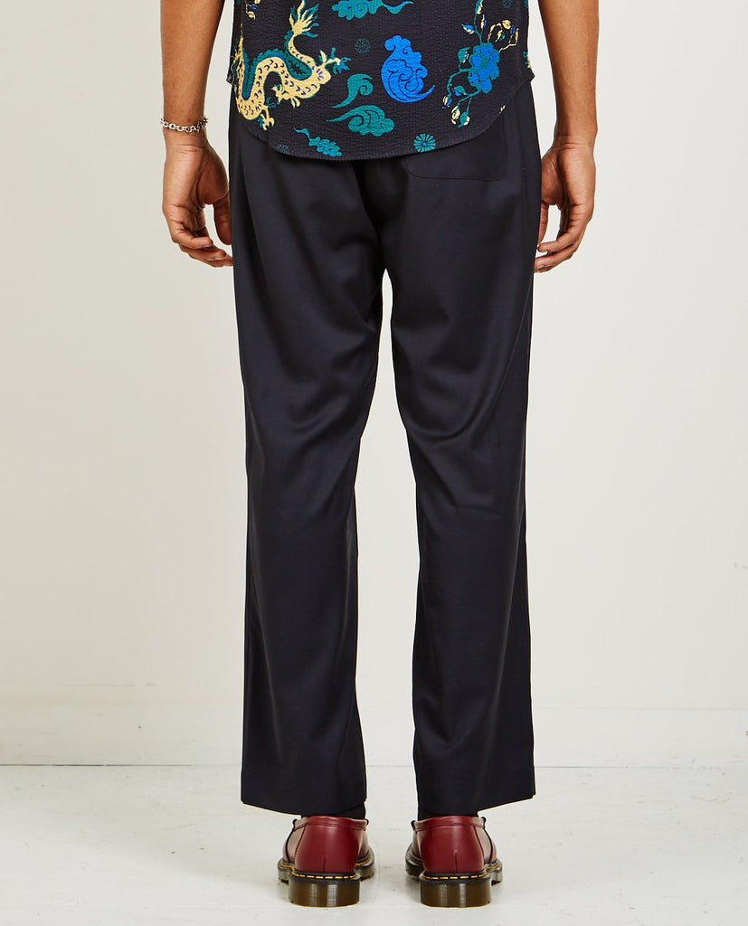 A KIND OF GUISE-TALUNG WIDE WOOL TROUSERS-Men Pants-{option1]
