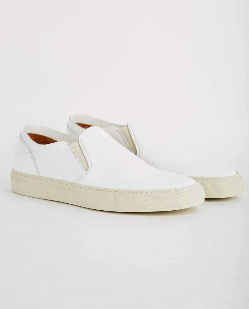 BUTTERO-TANINO SNEAKER WHITE-Men Sneakers + Trainers-{option1]