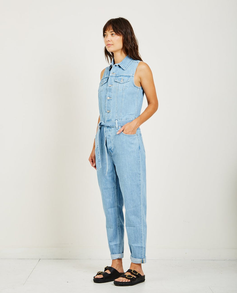 LEVI'S-TAPER JUMPSUIT-All-In-One-{option1]