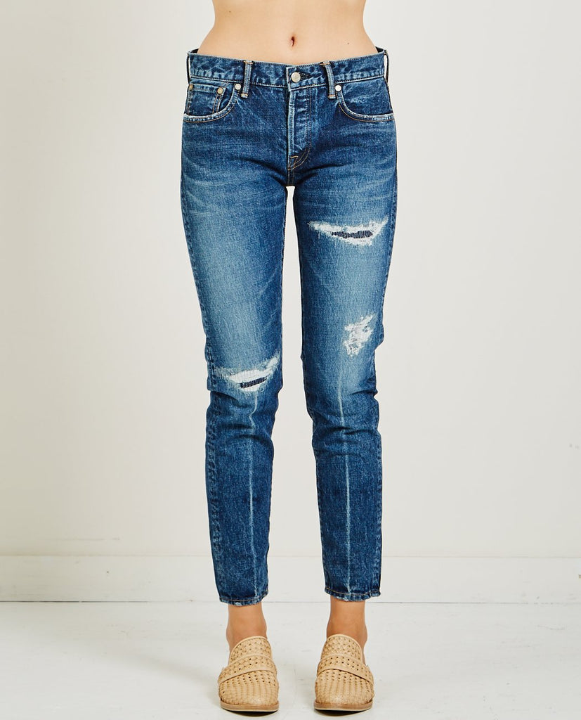 TAPERED SOLID NINA JEAN CARIBBEAN-URVIN-American Rag Cie