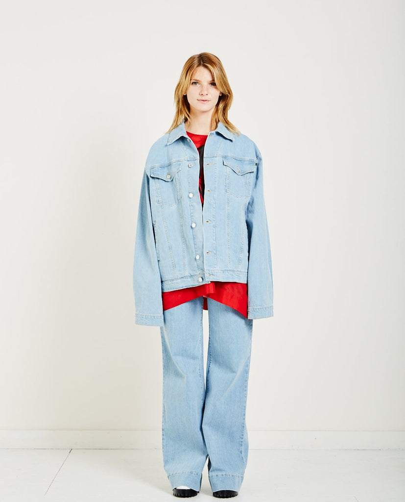 KATHARINE HAMNETT TED DENIM JACKET