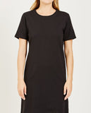 RICHER POORER-Tee Dress Black-Women Tees + Tanks-{option1]