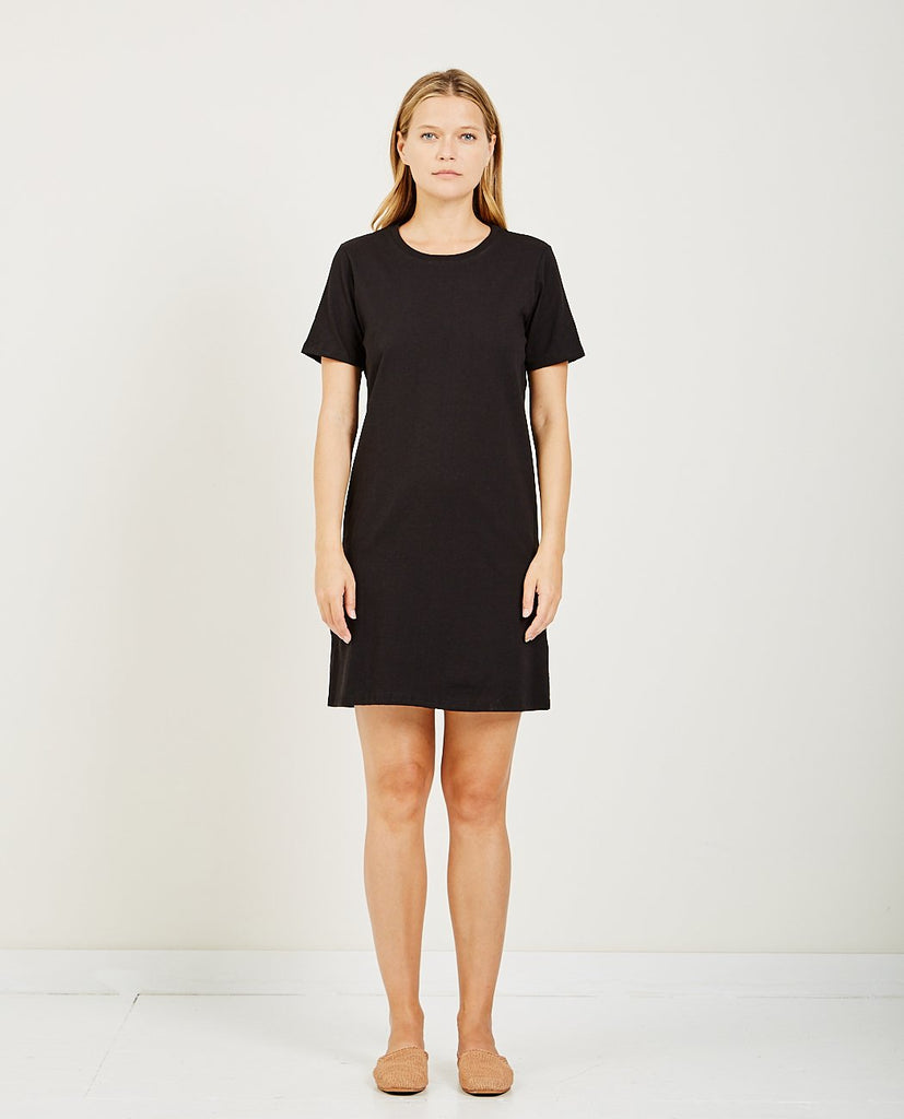 RICHER POORER Tee Dress Black