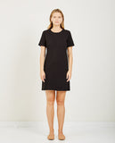 Tee Dress Black-RICHER POORER-American Rag Cie