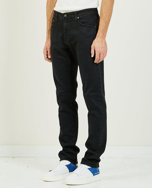 AG JEANS TELLIS 7 YEARS PURE BLACK