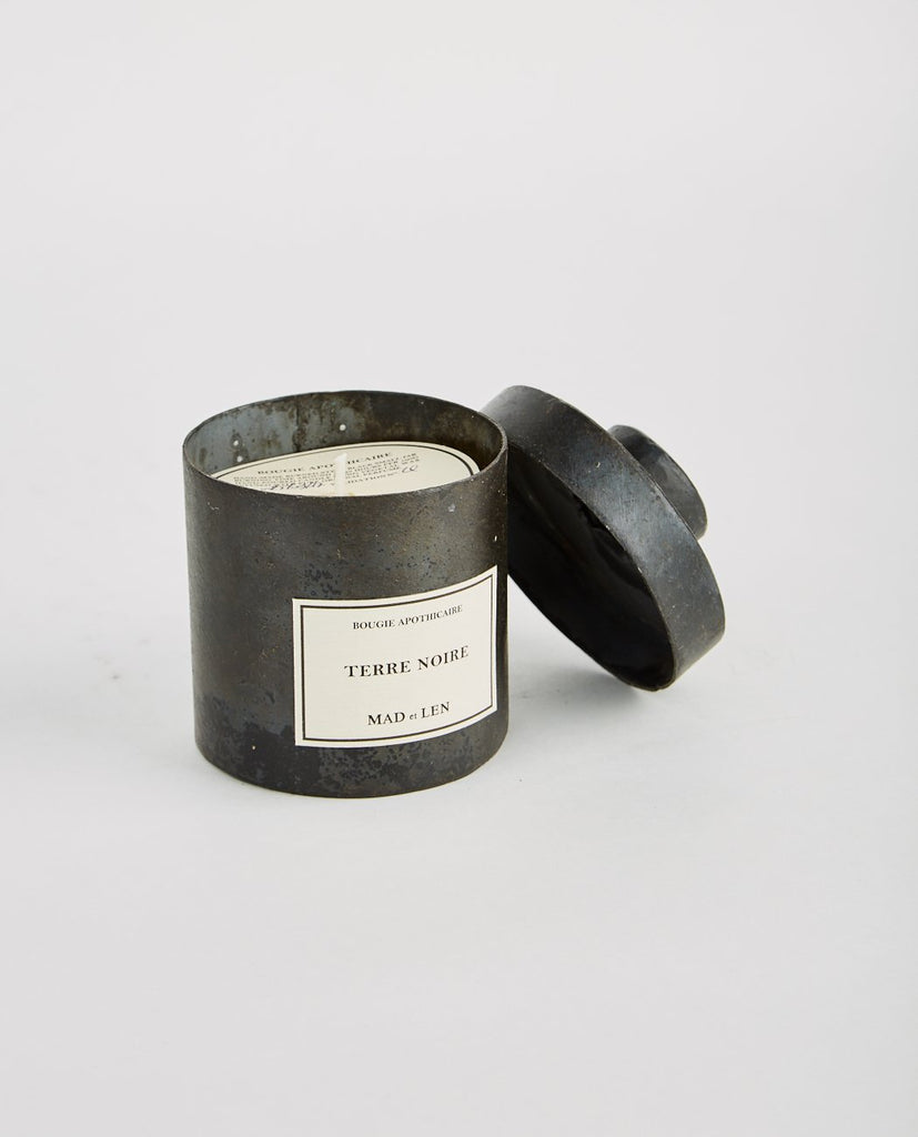 MAD ET LEN-TERRE NOIRE CANDLE-Candles-{option1]